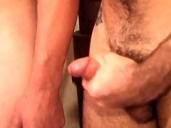 Young tight oiled boys rub surpassing every other