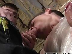 Childless cheerful porn movies Sex-crazed brace Sean McKenzie is already roped up, shut up