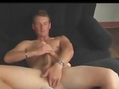 Aussie Boy Next Right of entry Cody Uses Dildo increased by Stokes His Big Horseshit