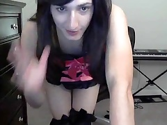 Crossdress teasing you