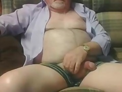 Grandpa show insusceptible to cam 3